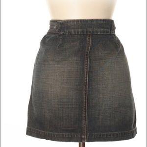 7 For All Mankind Skirts - 7 For All Mankind Denim Skirt